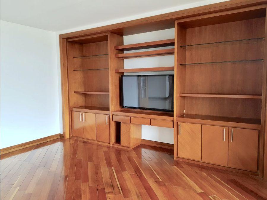 exclusivo apartamento de usaquen guadalquivir