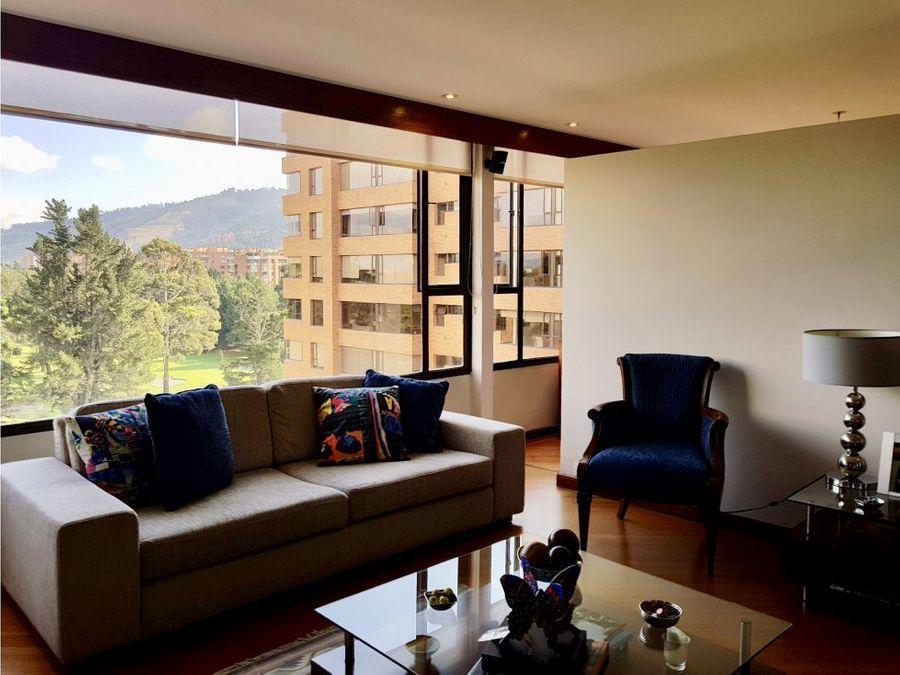 lindo apartamento en prados del country conjunto