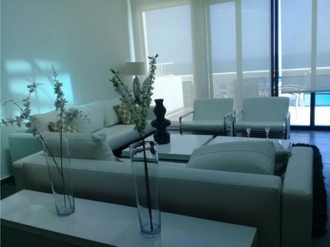 penthouse en coronado country club 277 m2