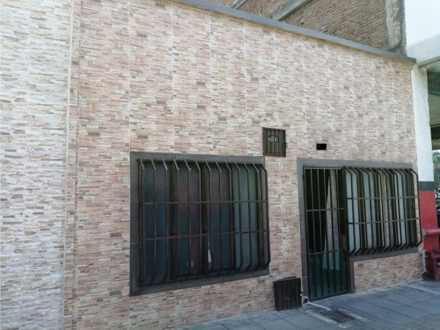 casa externa barrio guayaquil ah