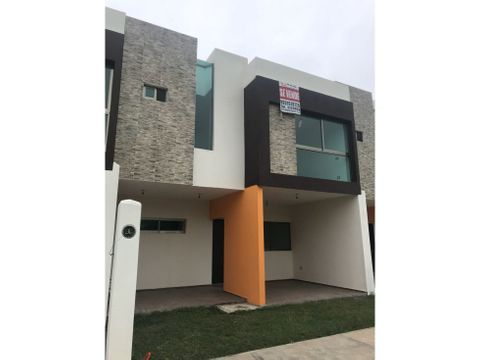 venta casas 5 y 6 residencial san jose