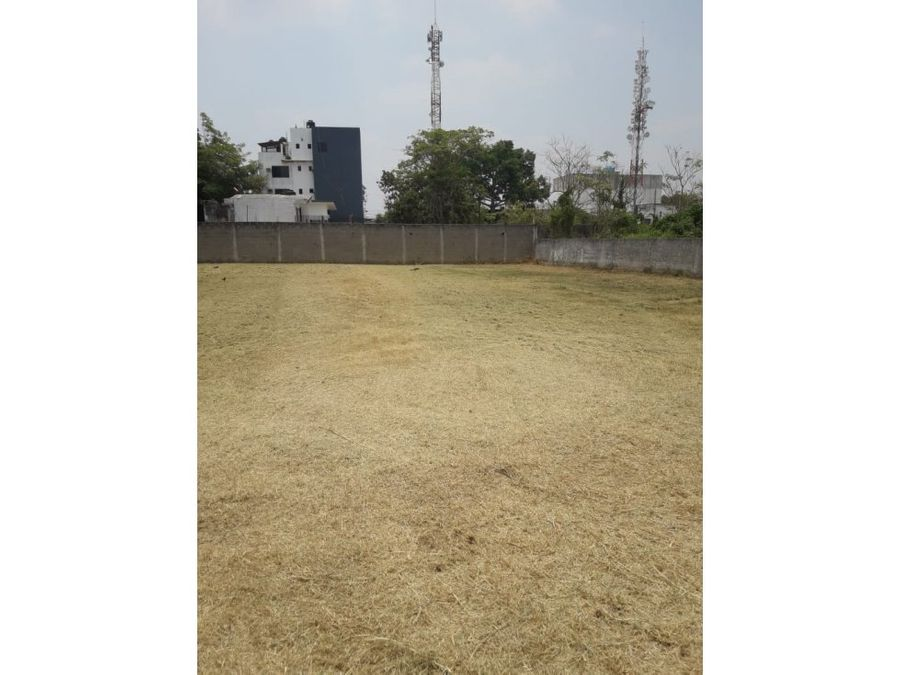 venta terreno av universidad