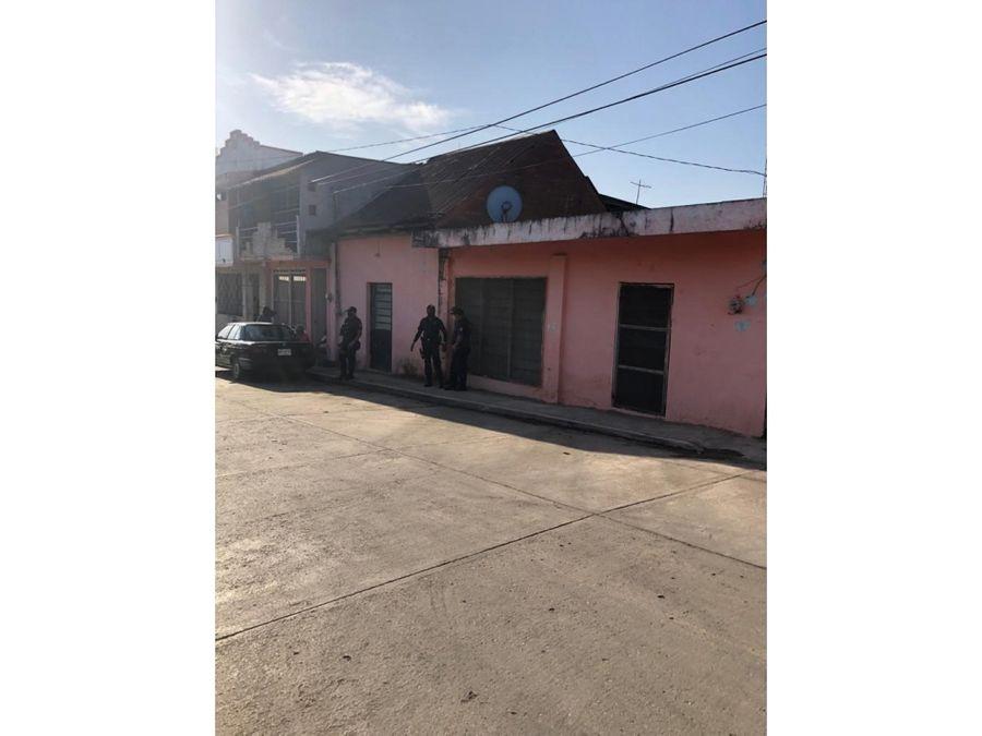 casa venta col heberto cabrera sibilla mpio de emiliano zapata