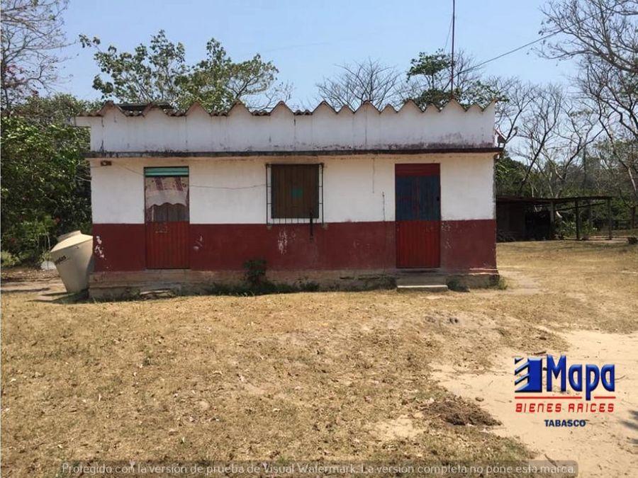 267 has en venta municipio de san juan evangelista en veracruz