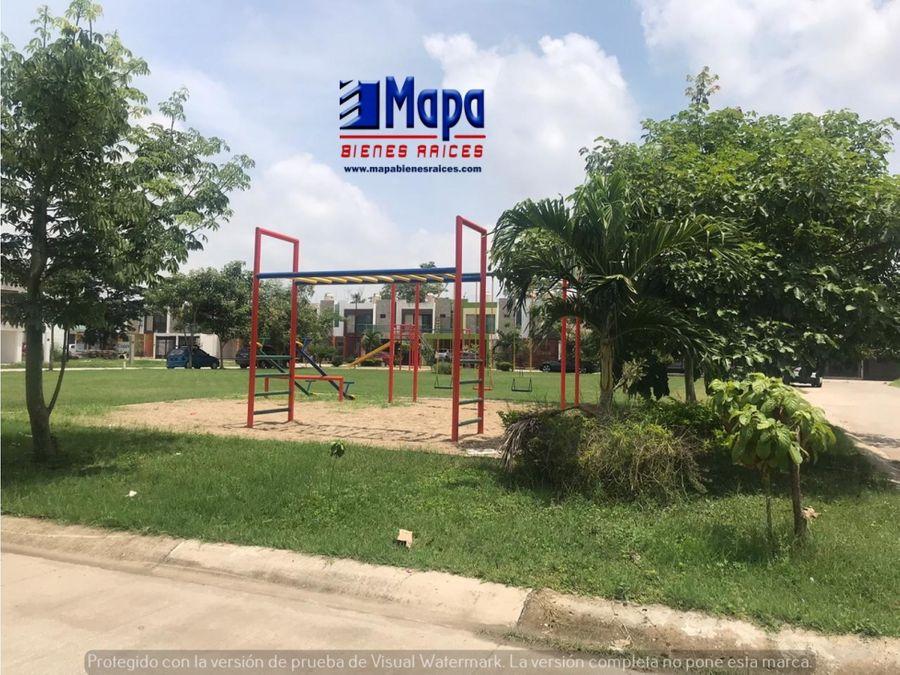 casas nuevas fracc san jose tres recamaras en villahermosa tabasco