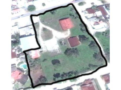 venta terreno pakalna palenque