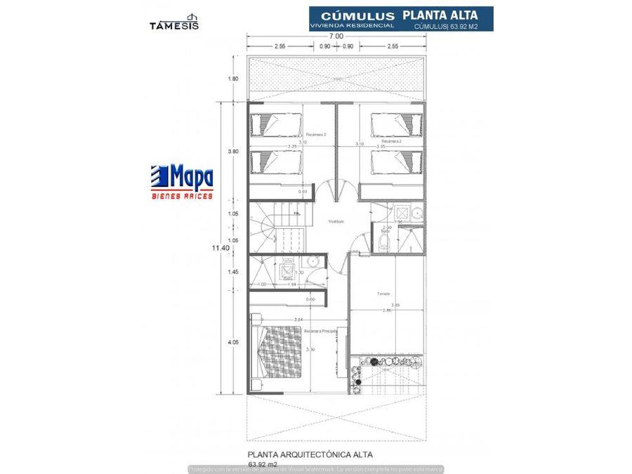 15 casas en venta y preventa modelo cirrus y cumulus 2 y 3 recamaras