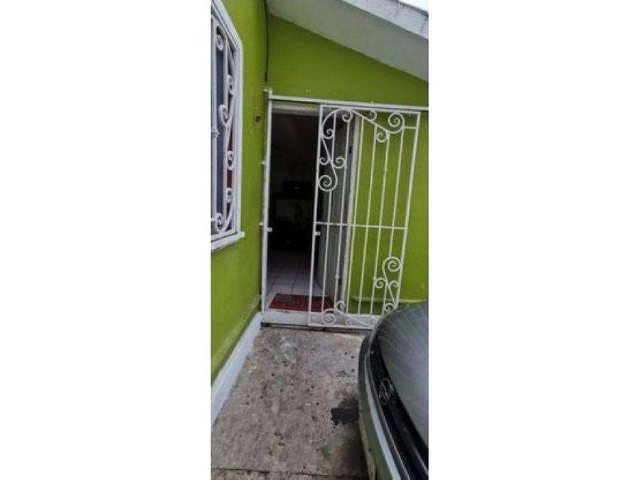 casa en venta fracc san miguel colonia buena vista en villahermosa