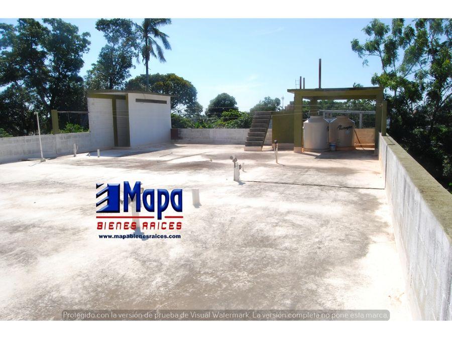casa en venta tres recamaras en villa ocuiltzapotlan en villahermosa