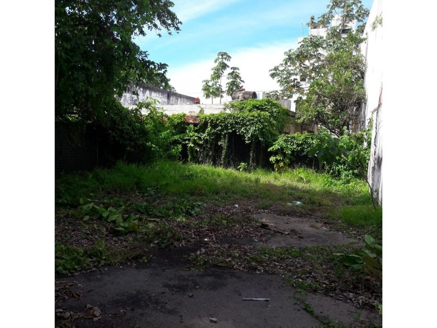terreno venta calle sanchez magallanes col centro