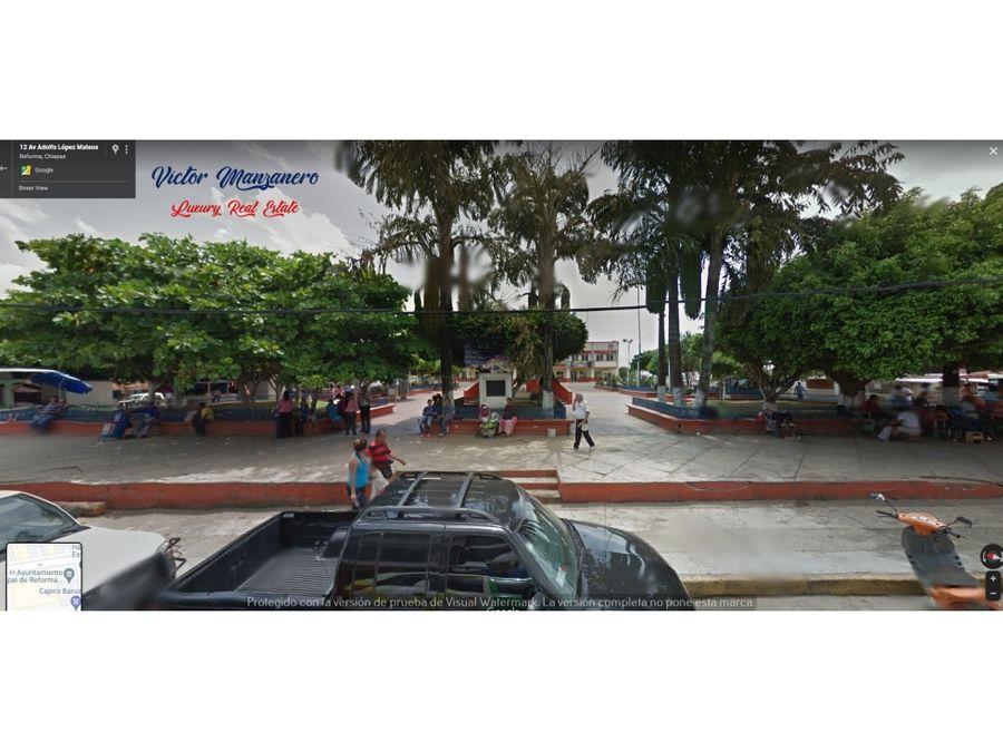 reforma chis remate terreno mariano abasolo cerca palacio municipal