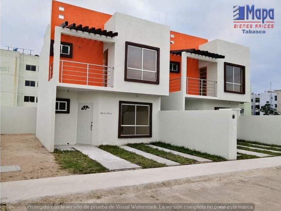 1213100 casa nuevas en privada alberca comun dos recamaras