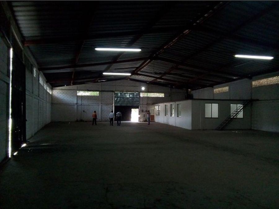 venta bodega ciudad industrial etapa 1