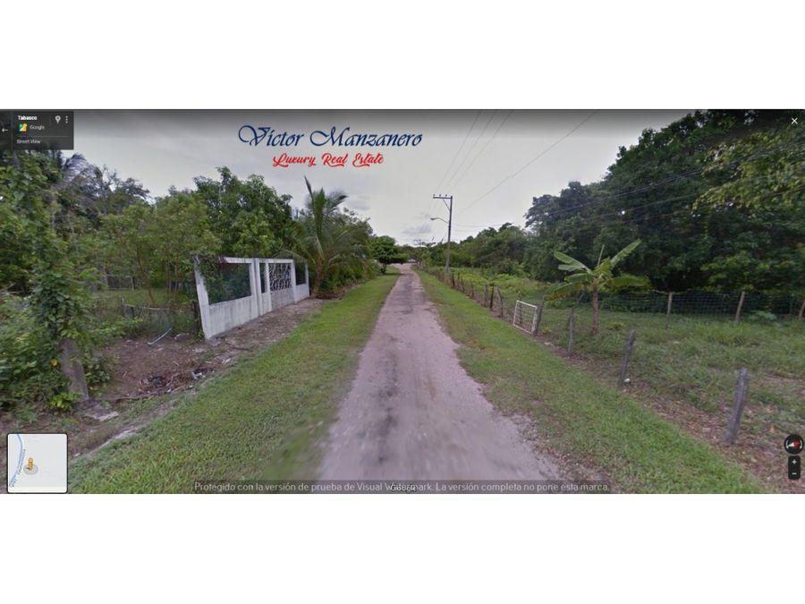 rchia boqueron 2da seccion zona la isla terreno en venta vhermosa