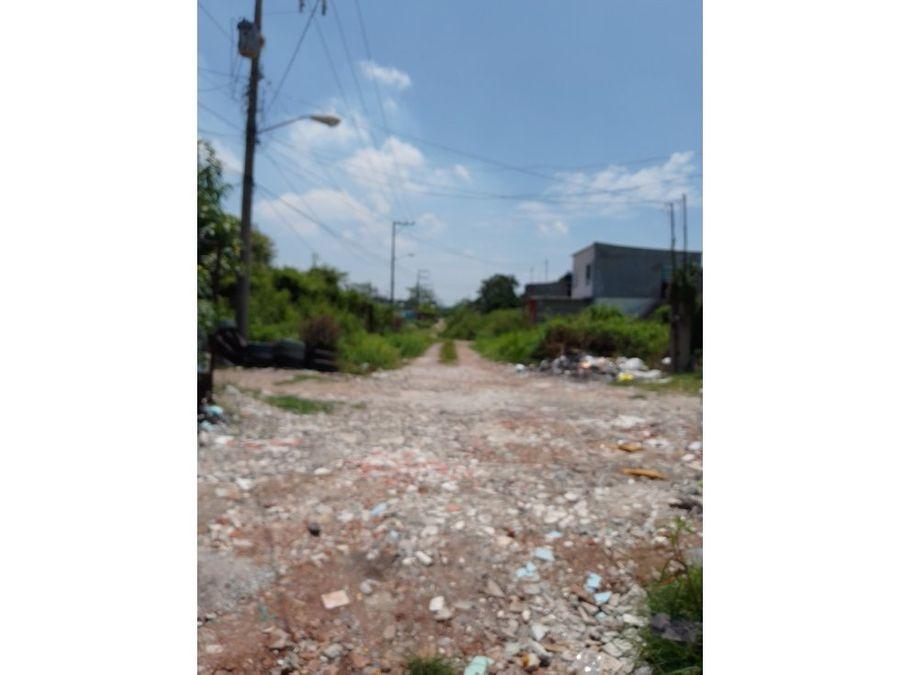 terreno venta ixtacomitan 1ra seccion