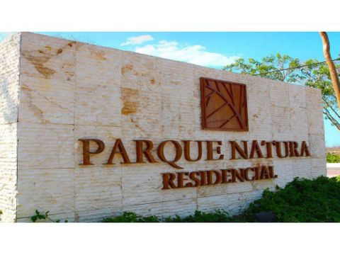 casa en venta parque natura cholul