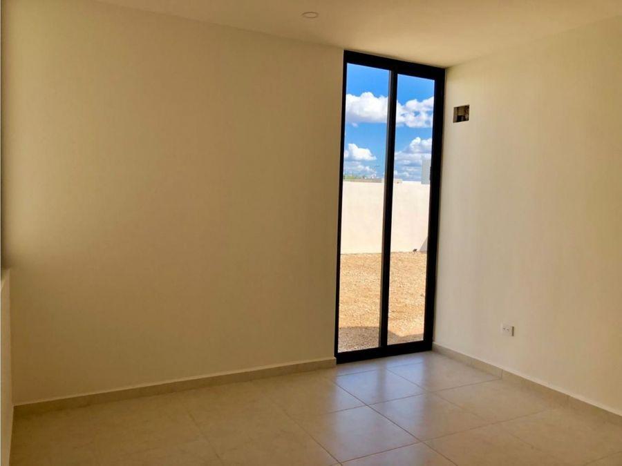 3 residencias 1 planta en venta en dzitya
