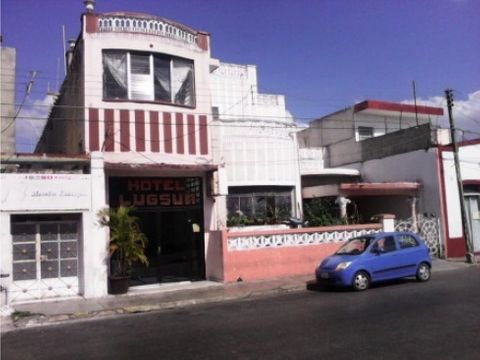 hotel p remodealr centro merida centro frente estacion autobuses