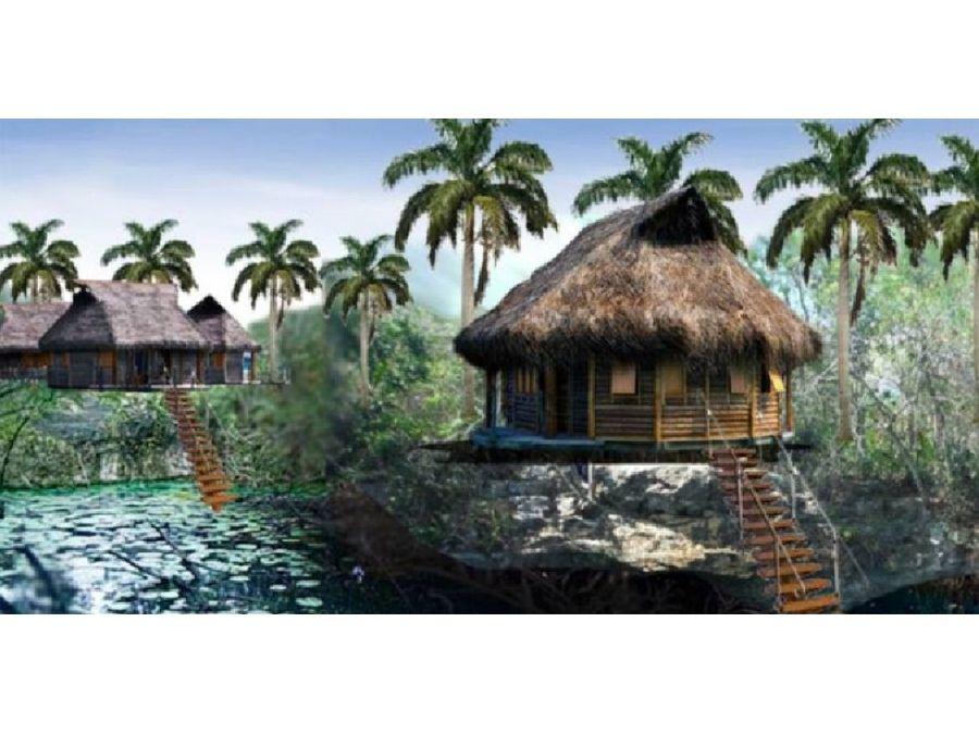 terreno en venta quintana roo4000 has cenotes
