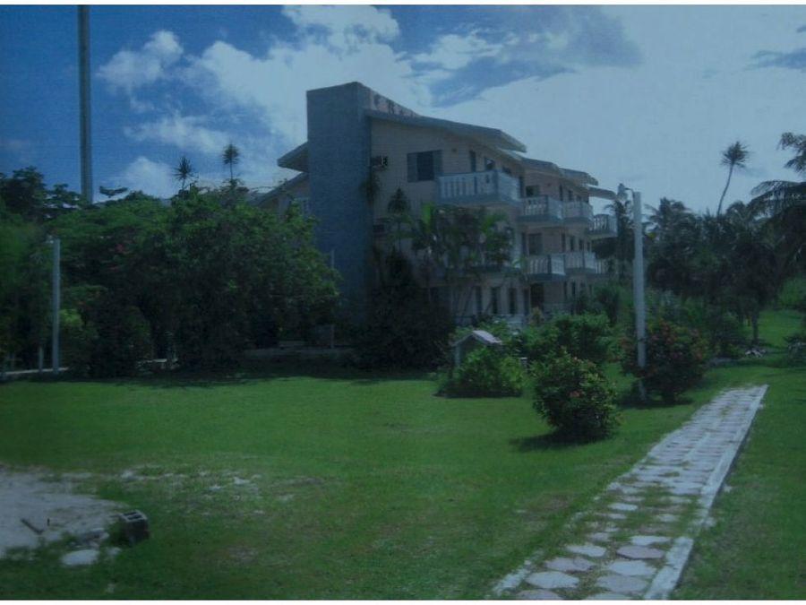 hotel en venta isla mujeres quintana roo con playa