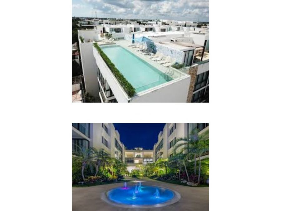 furnished apartment for sale playa carmen invest