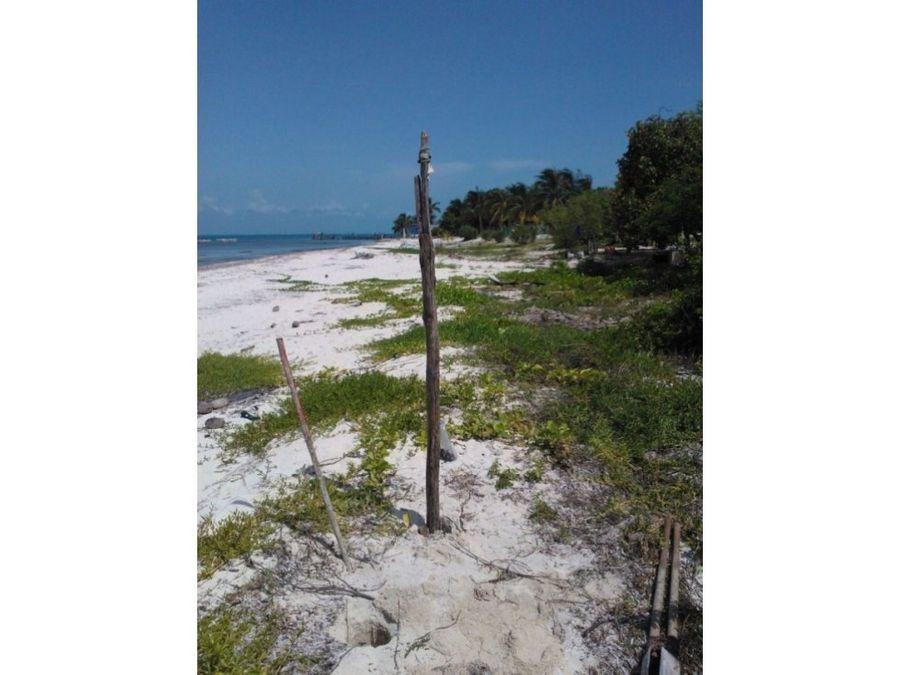 terreno en venta 19000 m2 con playa isla mujeres