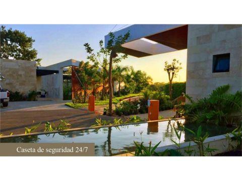 casa en venta tumben privada chaactun chablekal