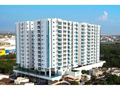 venta de apartamento manga edif las palmas