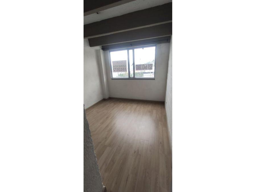 se arrienda apartamento sector milan
