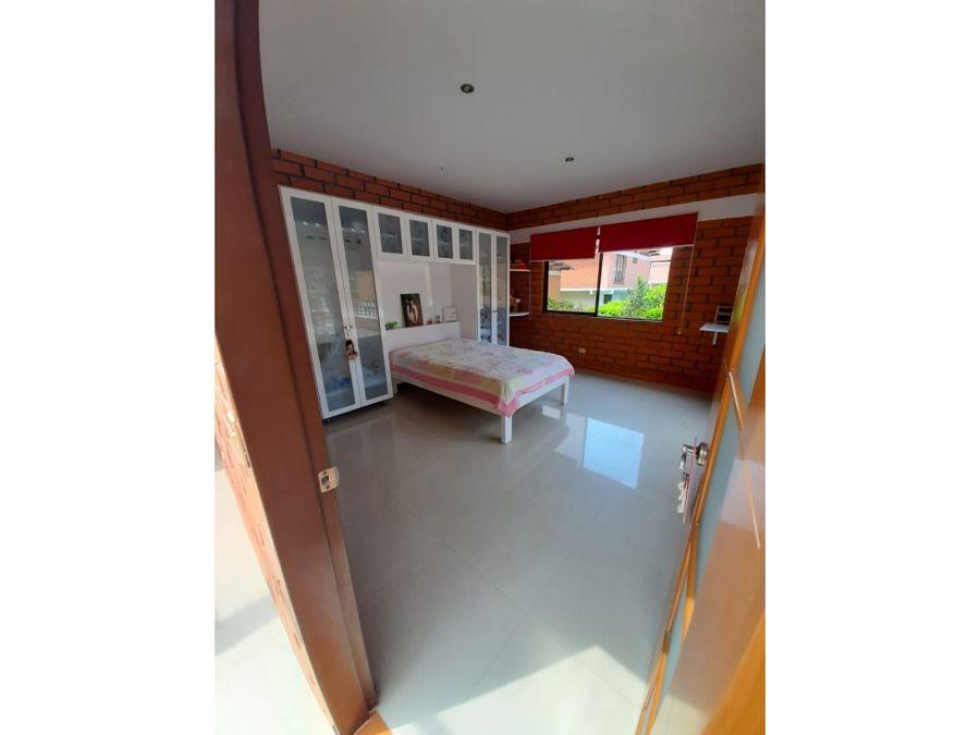 se vende casa campestre en condominio las palmeras santagueda