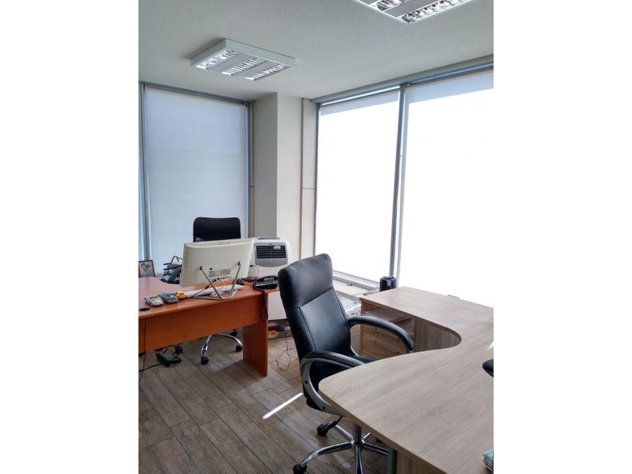 venta de oficina arrendada ideal para inversionista en nunoa santiago