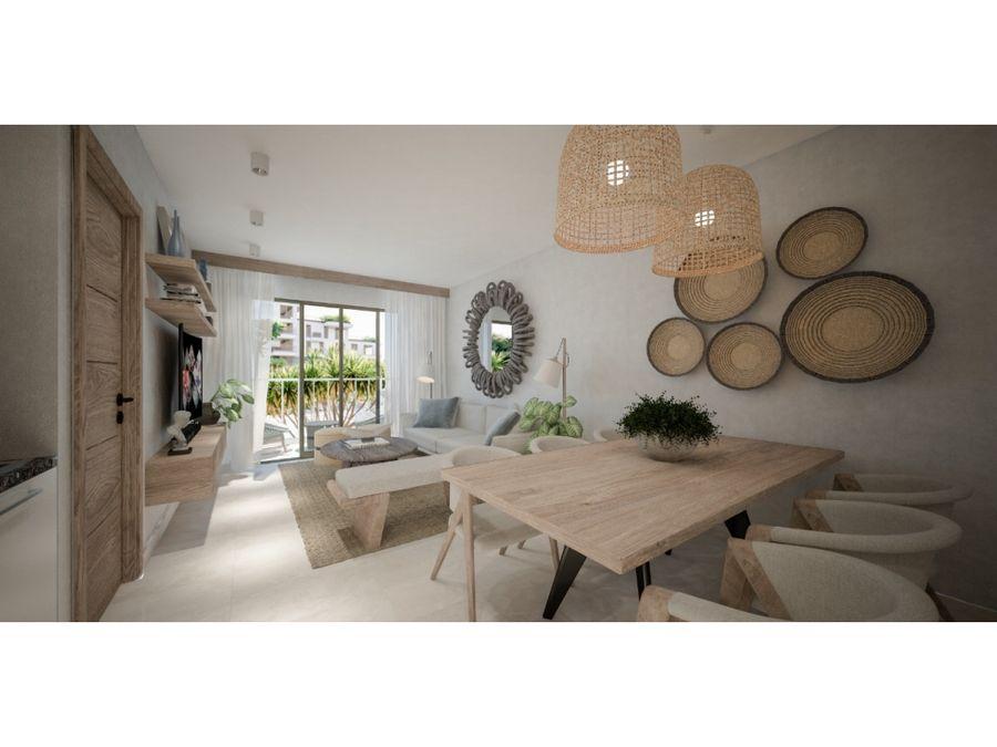 fantasticos apartamentos con vista a piscina en bavaro punta cana