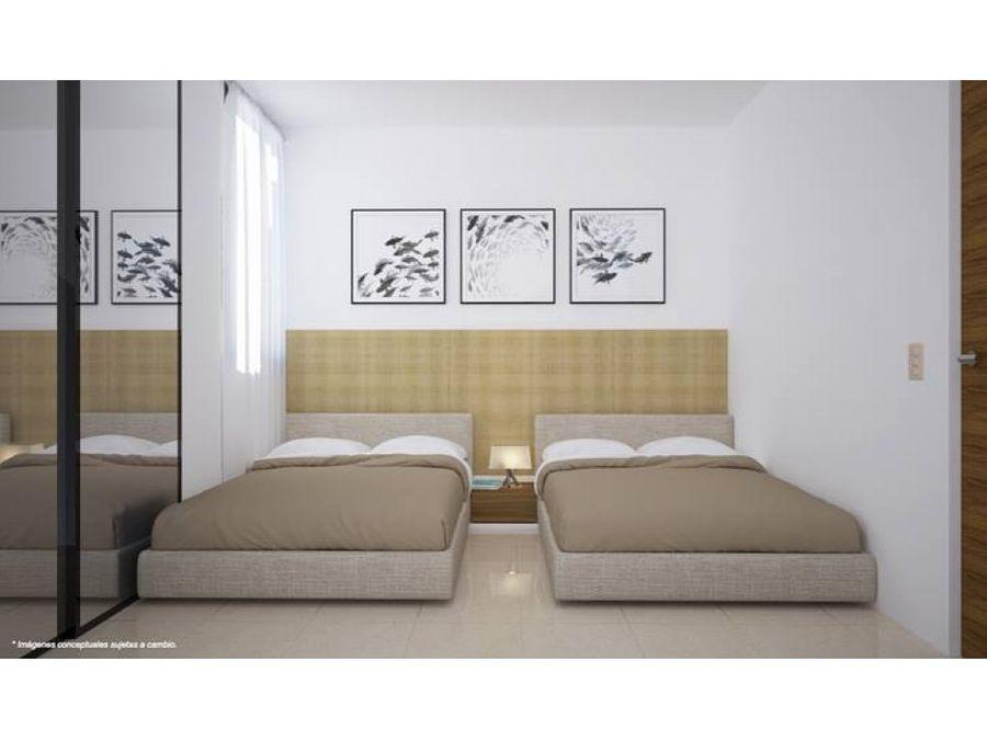 apartamentos de 2 habitaciones en bavaro pre venta