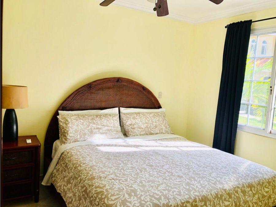 acogedor apartamento amueblado en cocotal bavaro punta cana