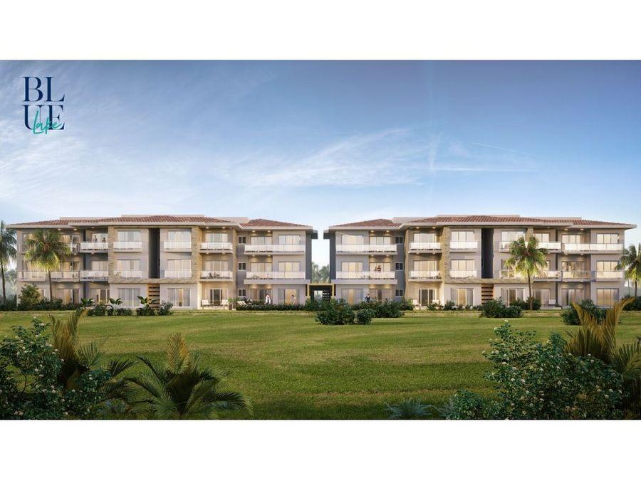 hermoso complejo de apartamentos en cocotal