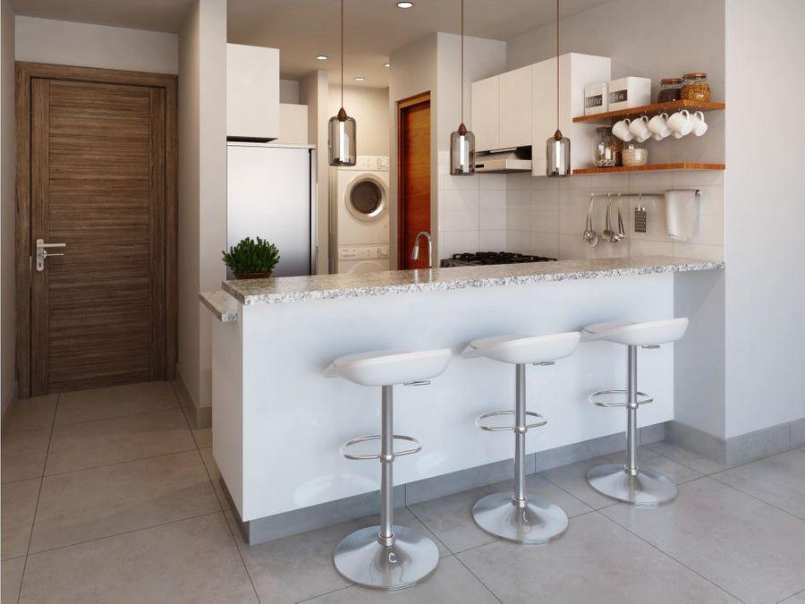 apartamentos con excelentes terminaciones en punta cana