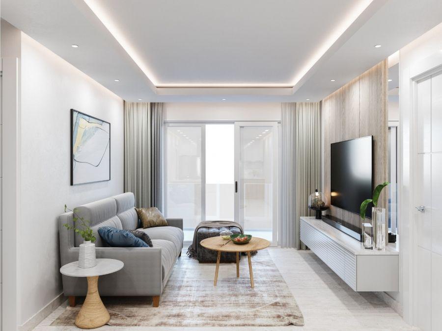 promocion apartamentos amueblados en primera linea de playa