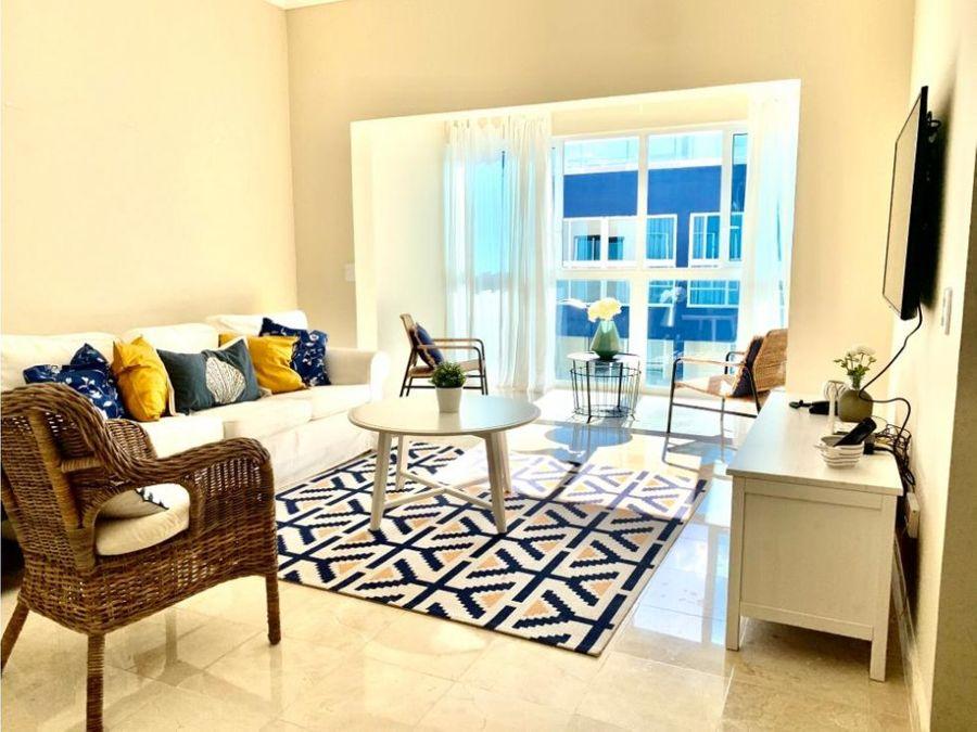 elegante penthouse en playa bavaro punta cana