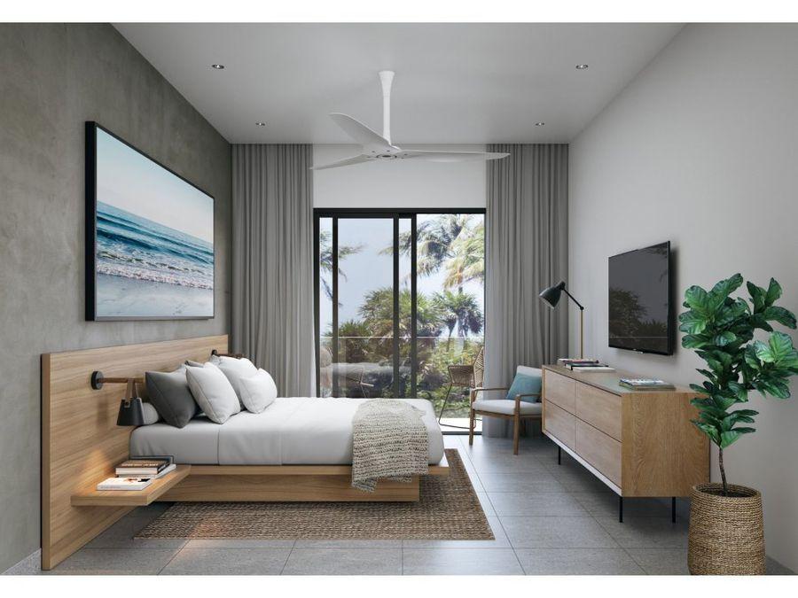 proyecto de elegantes apartamentos en punta cana village