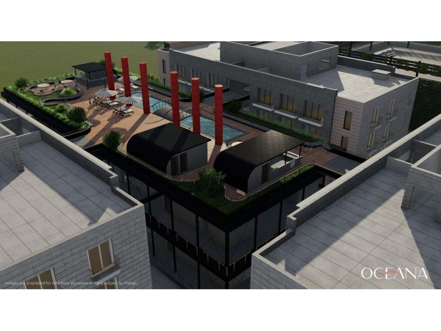 cautivadores apartamentos dentro de un innovador proyecto en bavaro