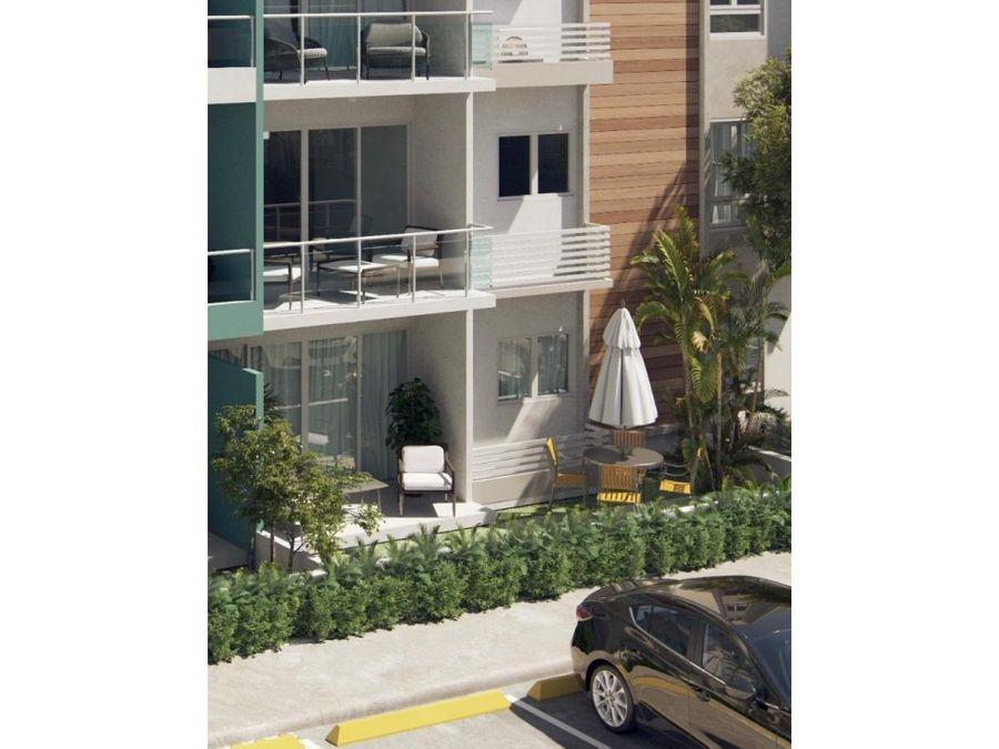 lindos apartamentos de 1 habitacion en proyecto