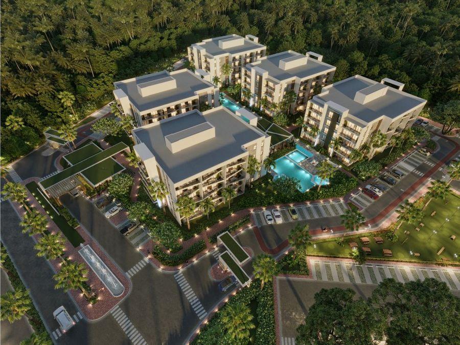 lindo condo hotel en zona exclusiva de punta cana