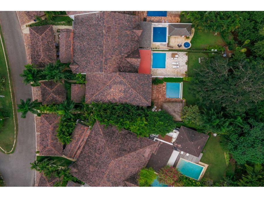 acogedora villa en casa de campo