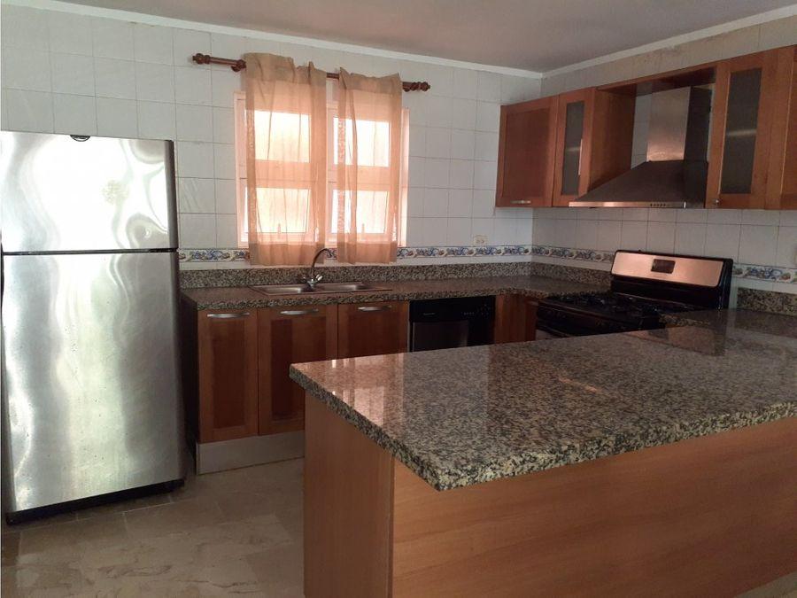 acogedor apartamento en bavaro
