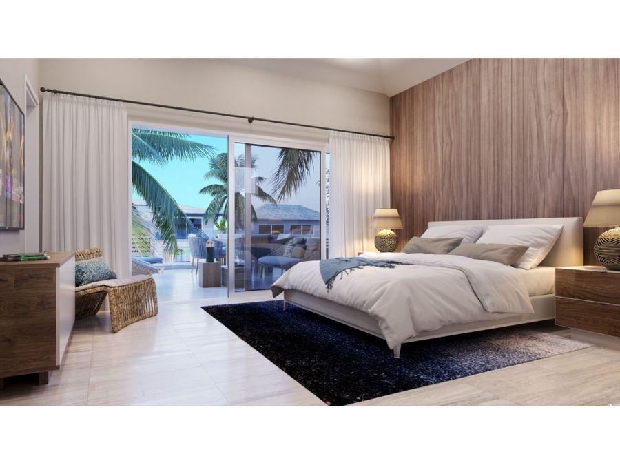 apartamentos en exclusivo complejo frente al mar en bayahibe