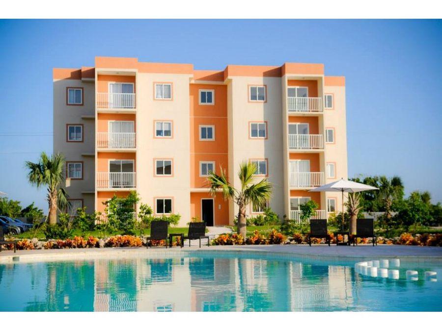 apartamentos en complejo turistico habitacional