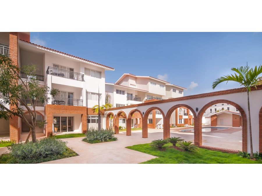 apartamentos a estrenar en playa bavaro punta cana