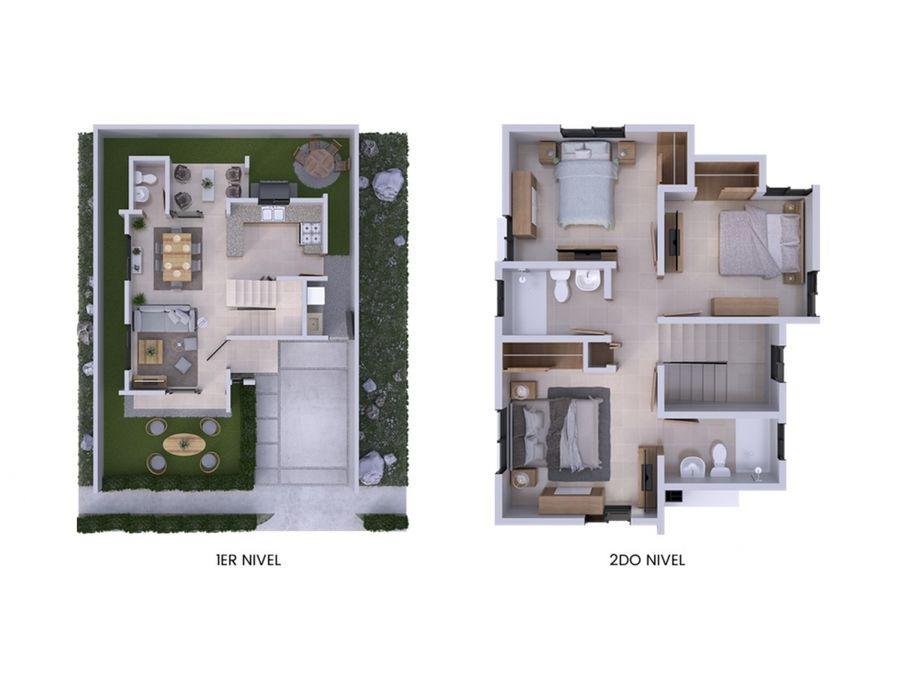 proyecto de villas en punta cana
