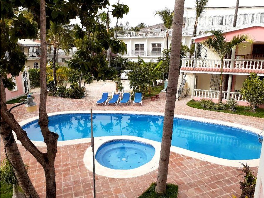 apartamento amueblado cerca de la playa