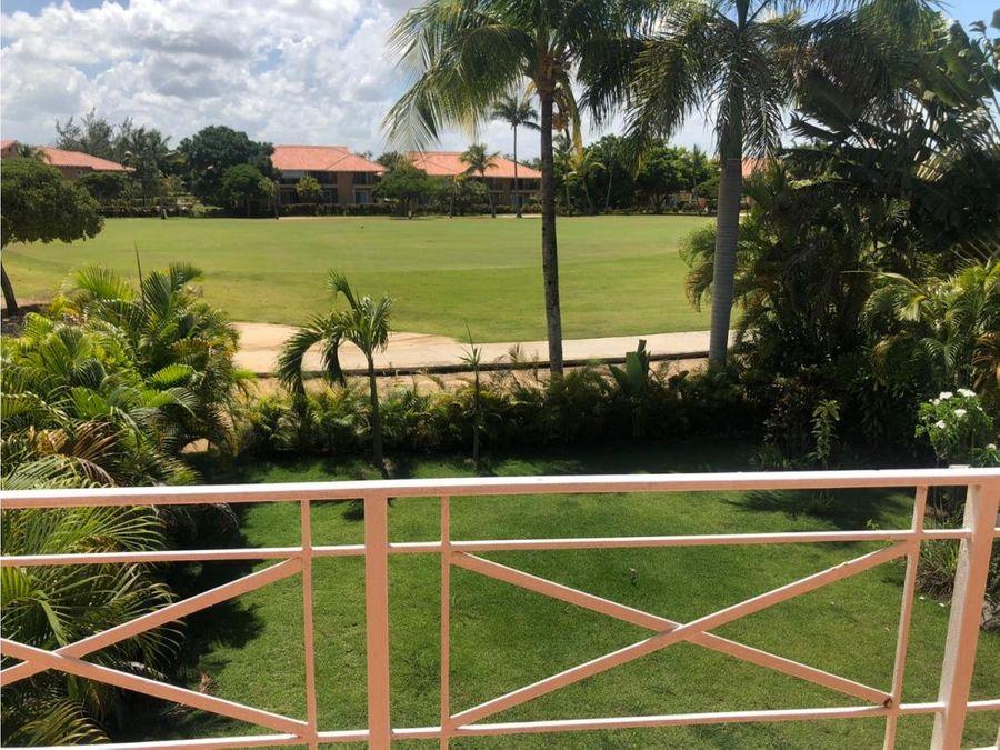 linda villa duplex en con vista al campo de golf